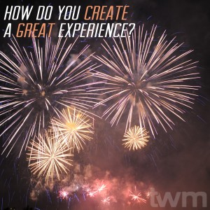 How TripleWide Creates an Experience?