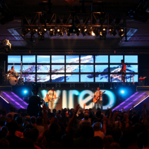 How Big Stuf Camps uses TV's to Create Multi-Screen Video Wall