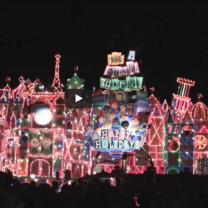 Environmental Projection with Disney
