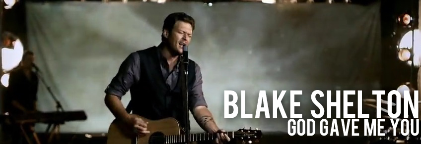 Blake Shelton Building Blocks