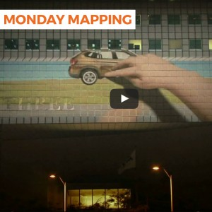Monday Mapping #3: Singapore Projection Mapping