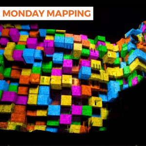 Monday Mapping #4