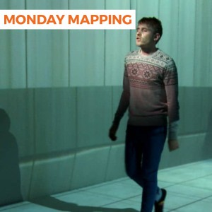 Monday Mapping #15 & Behind the Scenes