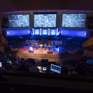 Marcus Pointe Baptist Goes TripleWide!