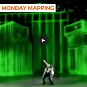 Theatre Group uses Projection Mapping (#19)