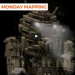 Monday Mapping: Google Projection Mapping (#27)