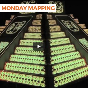 Monday Mapping: Projecting onto a Mayan Pyramid (#29)