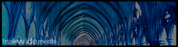 EasterPano11 - Repeating Archway