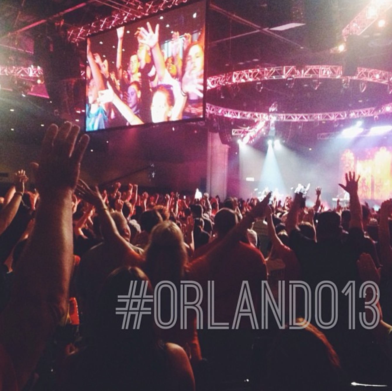 Worship at General Council 2013 - TripleWide Media