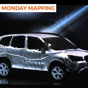 Subaru Forester 3D Projection Mapping (#60)