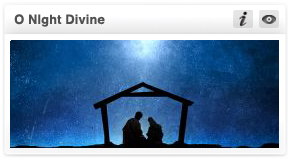 transform christmas-o night divine