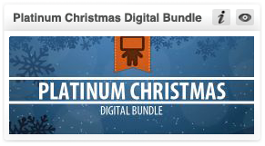 transform christmas-platinum christmas digital bundle