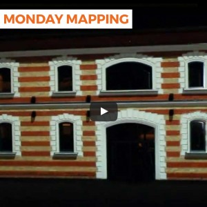 Building Projection for BÁLNA, Budapest 2013 by Videomapping Hungary (#66)
