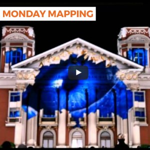 LG Electronics 3D Projection Mapping (#69)