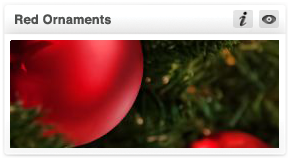 transform christmas-red ornaments
