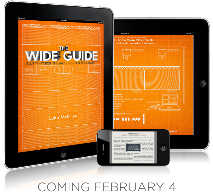 The Wide Guide Ebook by Luke McElroy
