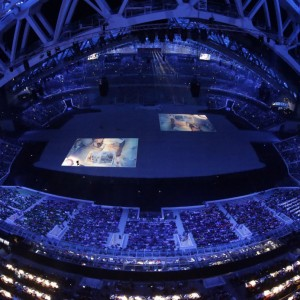 The Technology Behind the Sochi Olympics Opening Ceremony