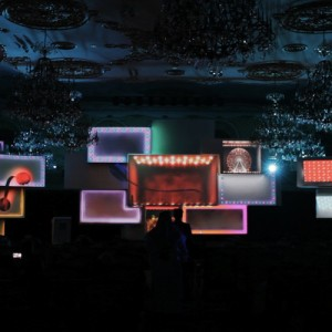 Projection Artworks creates 360° 4D Experience in Saudi Arabia