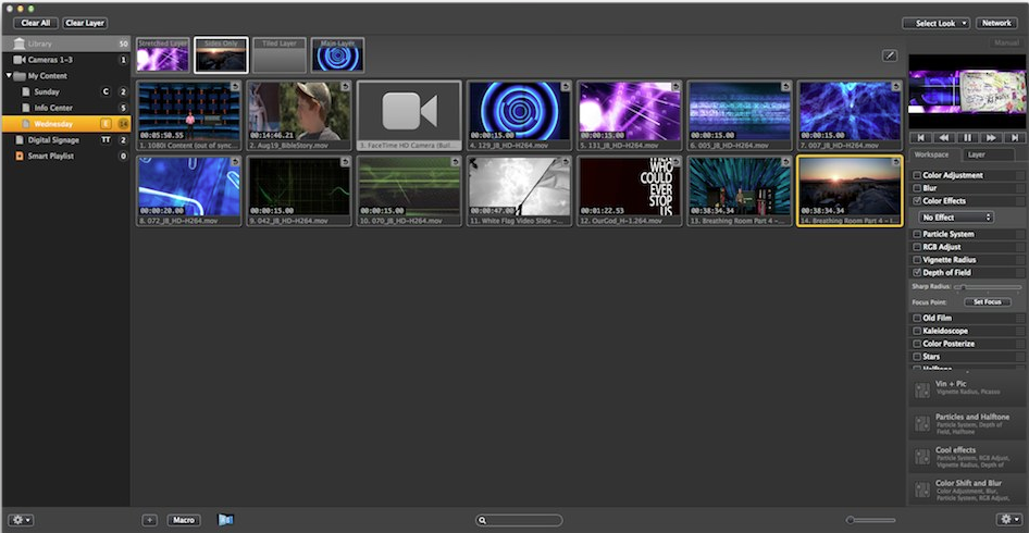 Top 6 VJ Software - ProVideoPlayer