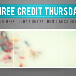 Three Credit Thursday from Shift Worship – Updated