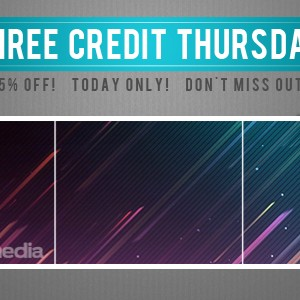 Three Credit Thursday with Life Scribe Media – Updated