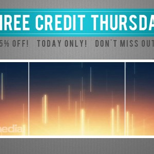 Three Credit Thursday with Overflow Media Group – Updated