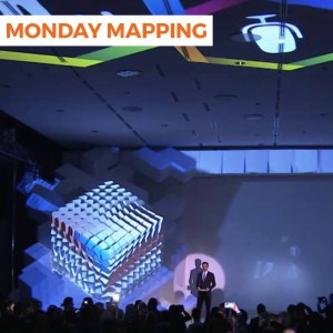 Samsung Product Launch Projection Mapping (#91)