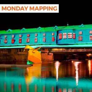 Covered Bridge Projection Mapping (#94)