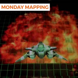 3D 8-Bit Video Game Projection Mapping (#99)
