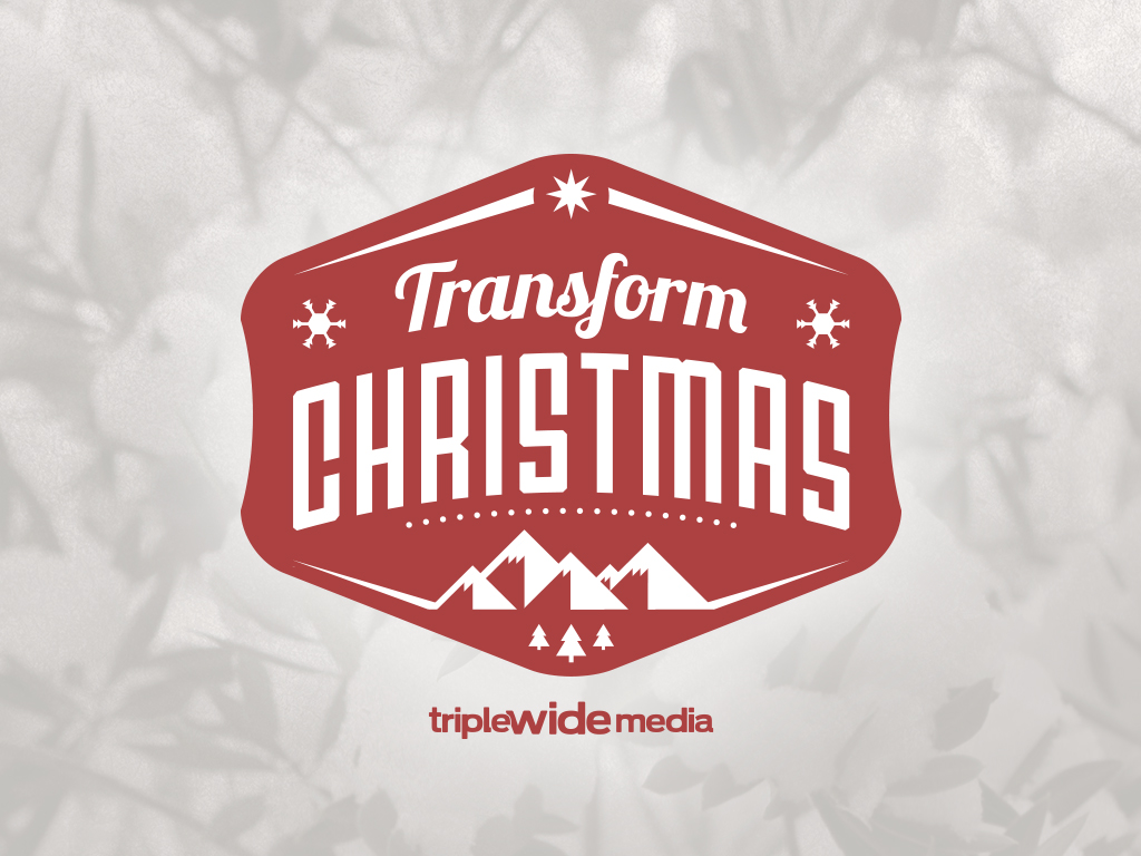 Transform Christmas 2014 Kickoff - LOGO