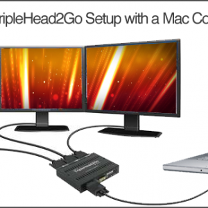 Gear Review: Matrox's TripleHead2Go