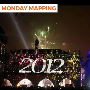 New Year's Eve Projection Mapping (#105)