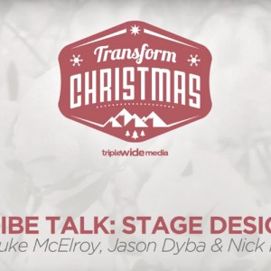 Stage Design: Tribe Talk Episode 4