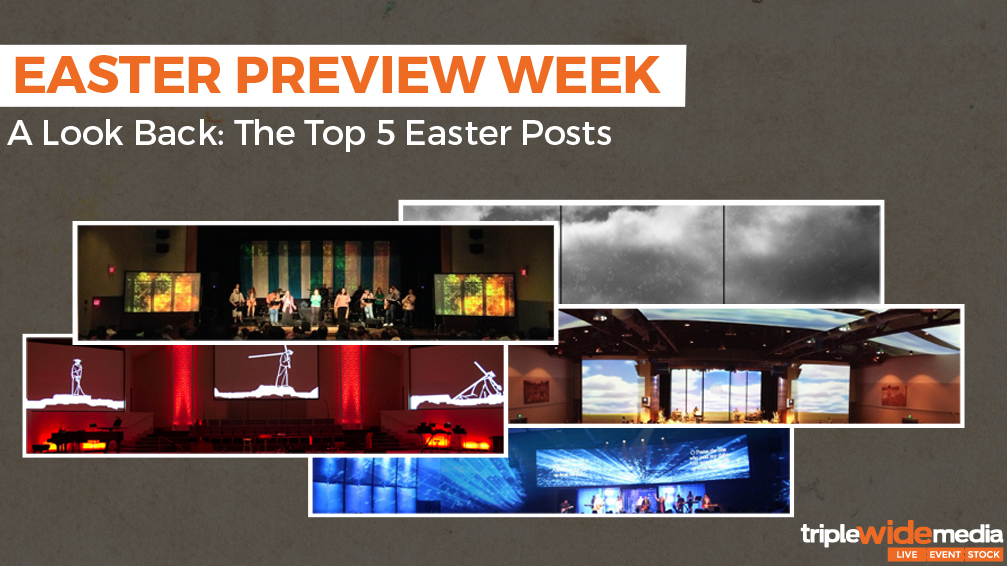 Top 5 Easter Posts | TripleWide Media
