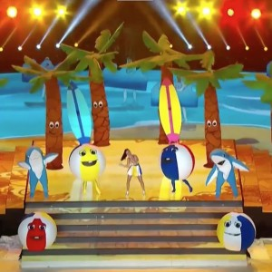 2015 Super Bowl Halftime Show: Behind the Scenes