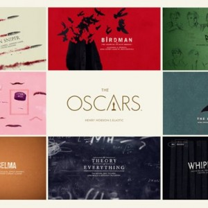 The Graphics at the 2015 Oscars