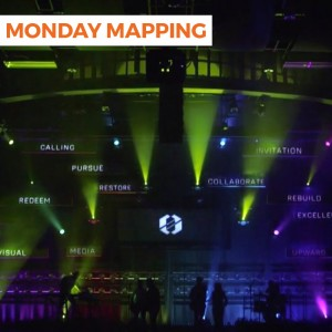 Projection Mapping Salt Nashville