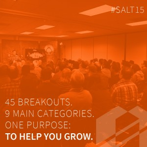 SALT – The Creative Arts Conference