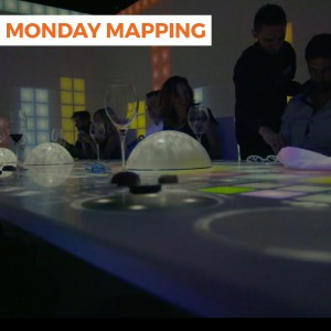 Dinner and Projection Mapping (#130)