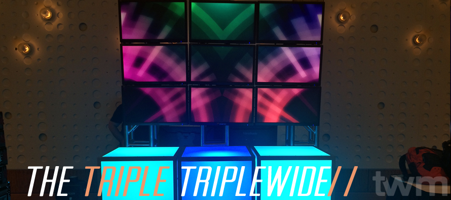 The Triple TripleWide