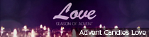 Advent Candles Loop | TripleWide Media