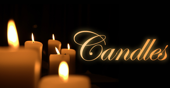 Projecting Candles | TripleWide Media