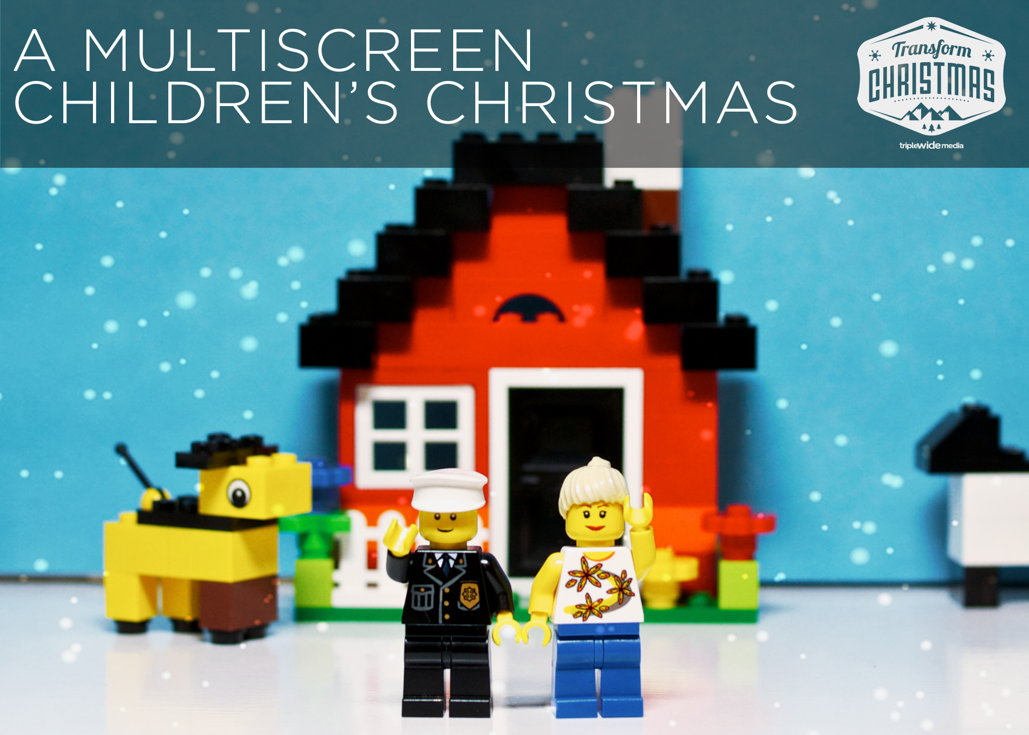 A Multiscreen Childrens Christmas | TripleWide Media