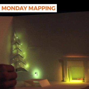 Christmas Card Projection Mapping (#135)
