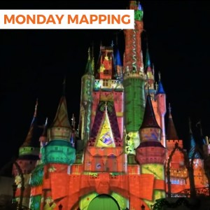 Disney Castle Projection Mapping (#137)