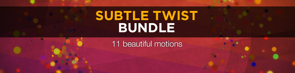 Subtle Twist Bundle | TripleWide Media