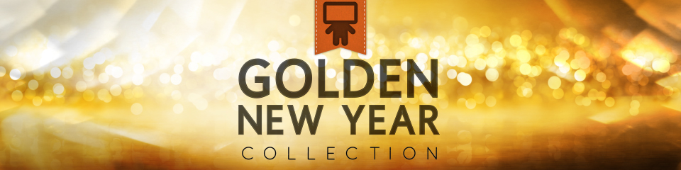 Golden New Year Collection | TripleWide Media
