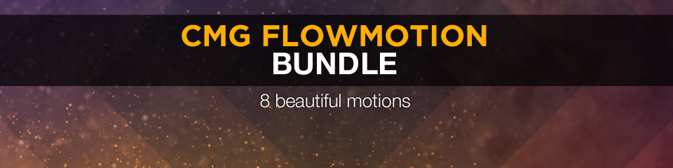 CMG Flowmotion Bundle | TripleWide Media