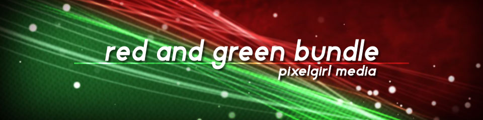 Red and Green Bundle | TripleWide Media