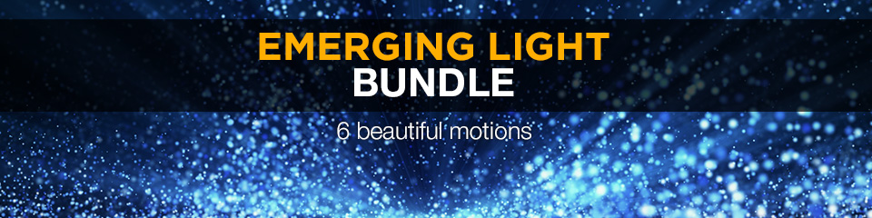 Emerging Light Bundle | TripleWide Media